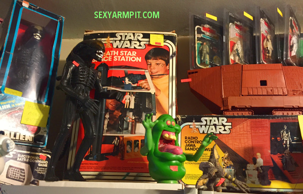slimer toy store